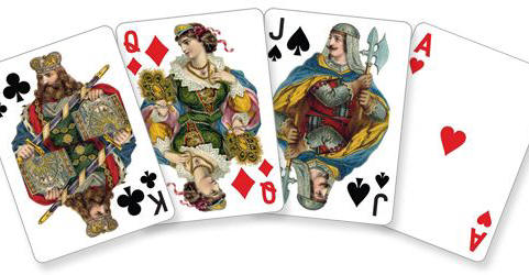Middle Ages card set