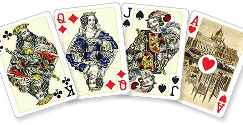Whist card set
